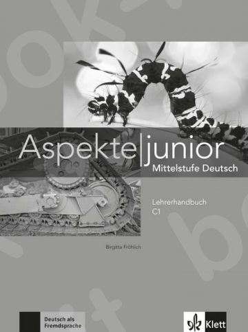 Aspekte junior C1 -  Lehrerhandbuch(Βιβλίο Καθηγητή)