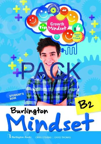 Burlington Mindset B2- ΠΑΚΕΤΟ Όλα τα βιβλία της τάξης