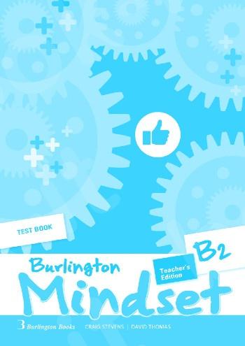 Burlington Mindset B2 - Teacher's Testbook (Καθηγητή)