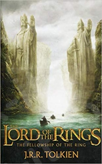 The Lord of the Rings(1):The Fellowship of the Ring  - Συγγραφέας : J. R. R. Tolkien - (Αγγλική Έκδοση)