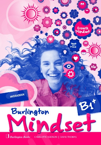 Burlington Mindset B1+ - Workbook (Βιβλίο Ασκήσεων Μαθητή)