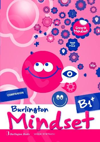Burlington Mindset B1+ - Companion (Μαθητή)