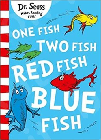 One Fish, Two Fish, Red Fish, Blue Fish - Συγγραφέας : Dr. Seuss (Αγγλική Έκδοση)