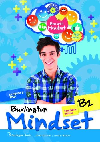 Burlington Mindset B2 - Teacher's Book (Βιβλίο Καθηγητή)