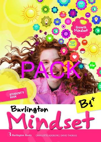 Burlington Mindset B1+ - ΠΑΚΕΤΟ Όλα τα βιβλία της τάξης