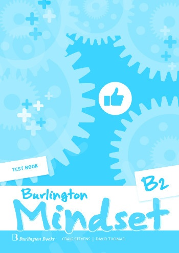 Burlington Mindset B2 - Test Book (Μαθητή)