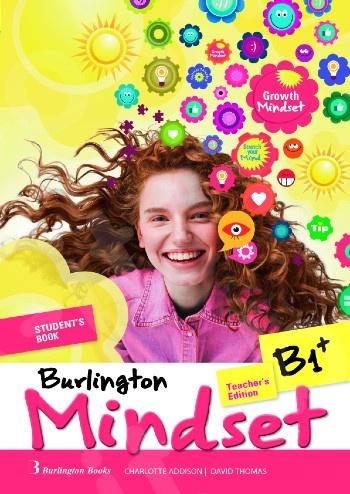 Burlington Mindset B1+ - Teacher's Book (Βιβλίο Καθηγητή)