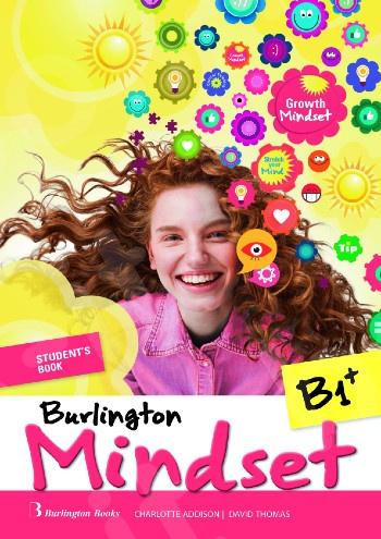 Burlington Mindset B1+ - Student's Book (Βιβλίο Μαθητή)