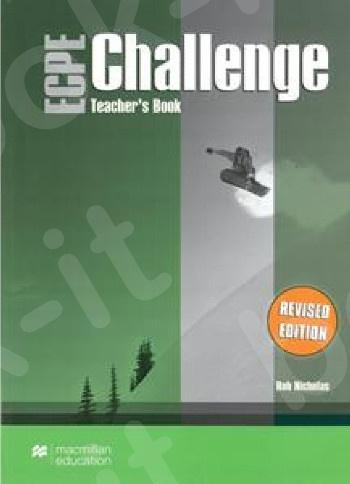 ECPE Challenge - Teacher's Book(Βιβλίο Καθηγητή) - Revised
