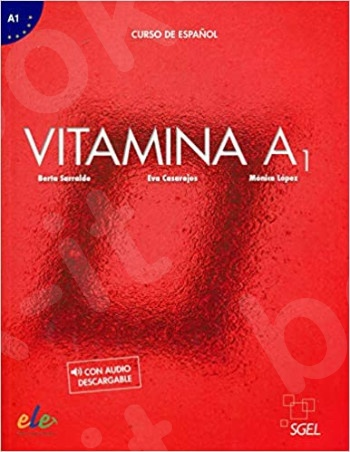 Vitamina A1 Libro del alumno (+ licencia digital )