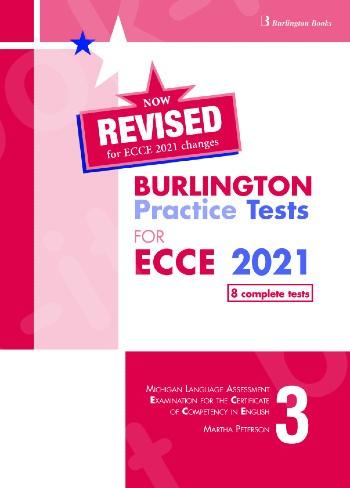 Burlington Practice Tests for Michigan ECCE - Book 3 - Student's Book (Βιβλίο Μαθητή) - Revised (Ανανεωμένη έκδοση 2021)