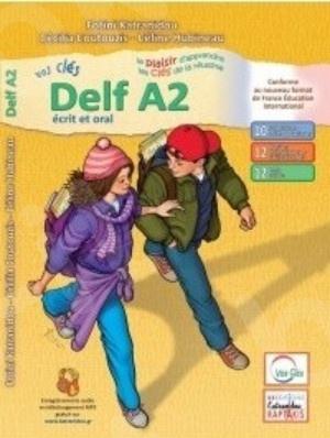 Vos Cles Delf A2 Ecrit & Oral (Μαθητή) 2021 N/E