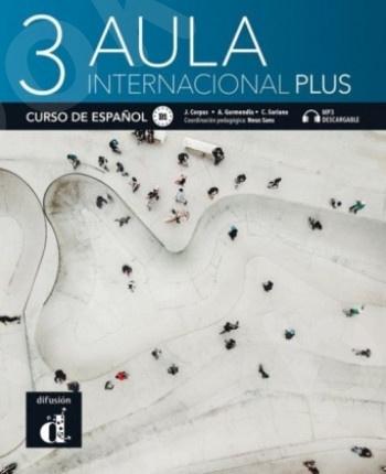 Aula Internacional Plus 3 - Libro del alumno + mp3 descargable(Βιβλίο του μαθητή με Cd)