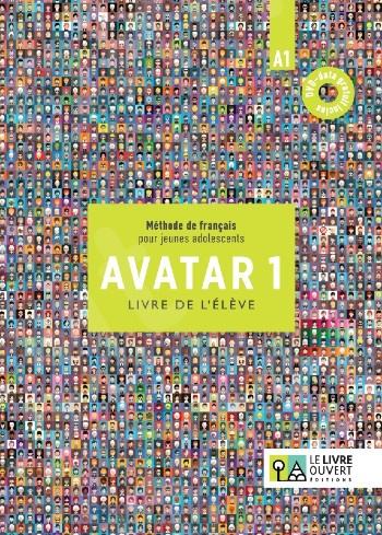 Avatar 1 - Livre de l'élève (+DVD)(Βιβλίο Μαθητή)