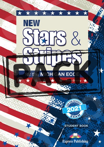 New Stars & Stripes for the Michigan ECCE for the Revised 2021 Exam - Jumbo Pack(Πακέτο Jumbo)(2021)