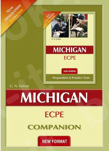 New Format 2021 New Generation Michigan ECPE [12 Practice Tests] - Companion(Grivas)