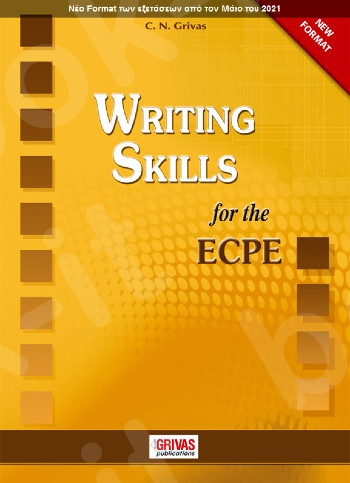 Writing Skills for the ECPE - Student's Book (Grivas) - New Format 2021
