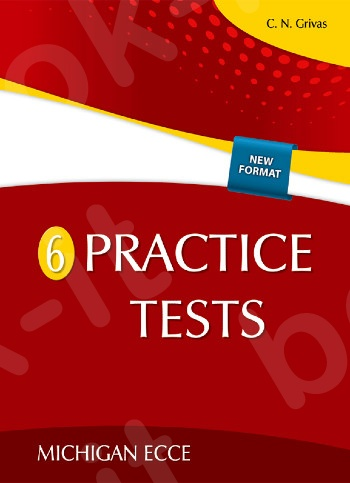 6 Practice Tests for the ECCE - Student's Book (Grivas) - New Format 2021