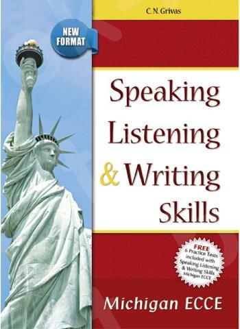 Speaking Listening & Writing Skills ECCE - Student's Book (Grivas) - New Format 2021