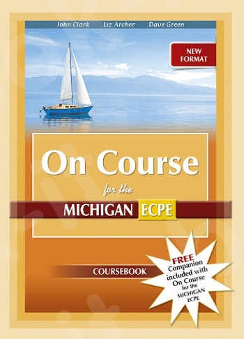 New Format On Course For Michigan Proficiency ECPE - Student's Book(Βιβλίο Μαθητή) 2021