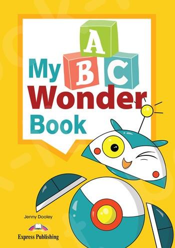 iWonder Pre-Junior -  My ABC Wonder Book