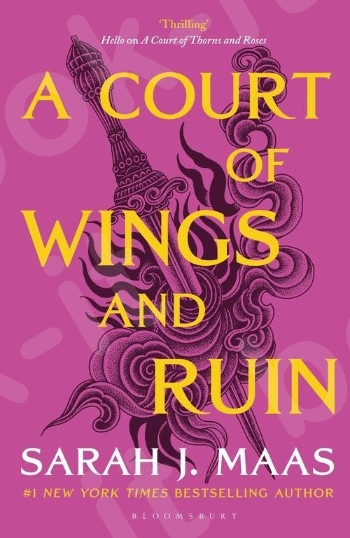A Court of Wings and Ruin (A Court of Thorns and Roses) - Συγγραφέας : Maas Sarah  (Αγγλική Έκδοση)