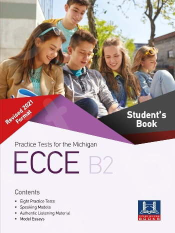 Tower Bridge Books - Practice Tests for the NEW FORMAT 2021 ECCE B2 - Student's Book (Βιβλίο Μαθητή)