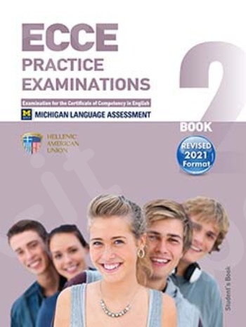 ECCE Book 2, Practice Examinations: Student's Book (Revised 2021 Format)