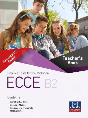 Tower Bridge Books - Practice Tests for the NEW FORMAT 2021 ECCE B2 - Teacher's Book (Βιβλίο Καθηγητή)
