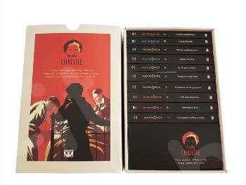 Συλλεκτική κασετίνα Agatha Christie 1 - Συγγραφέας : Agatha Christie  - Εκδόσεις Ψυχογιός