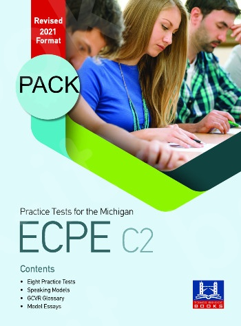 Tower Bridge Books - Practice Tests for the NEW FORMAT 2021 ECPE C2 - Pack (Student's Book + Teacher's Book + Mp3 (Audio Cd (1))  (Πακέτο)