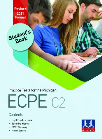 Tower Bridge Books - Practice Tests for the NEW FORMAT 2021 ECPE C2 - Student's Book (Βιβλίο Μαθητή)