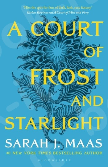 A Court of Frost and Starlight (A Court of Thorns and Roses) N/E - Συγγραφέας : Maas Sarah  (Αγγλική Έκδοση)