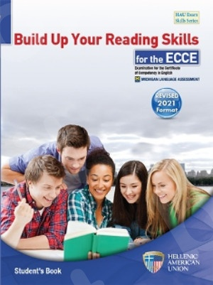 Build Up Your Reading Skills for ECCE - Student's Book (Μαθητή) (Rev. 2021 format)