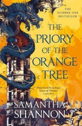 The Priory of the Orange Tree (Αγγλική Έκδοση)- Συγγραφέας: :Samantha Shannon