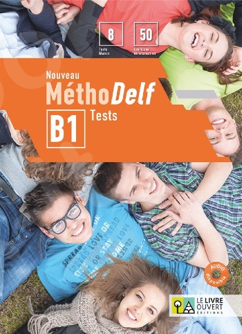 Nouveau Methodelf Junior B1 - Tests(Βιβλίο Μαθητή) 2021
