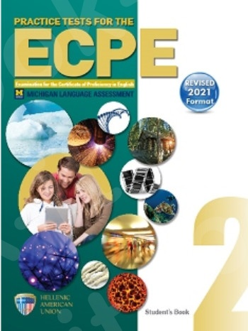 Practice Tests for the ECPE Book 2 - Student's Book (Βιβλίο Μαθητή)(Revised 2021 Format)