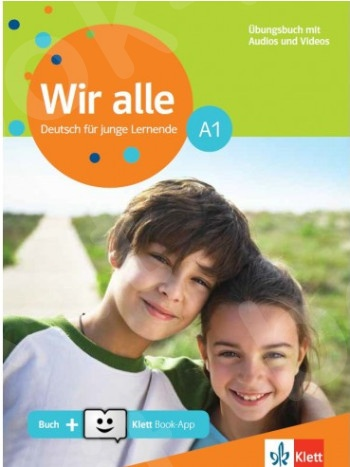 Wir alle A1, Übungsbuch mit Glossar + Audios & Videos online(Βιβλίο Ασκήσεων)