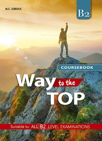Way to the Top B2 - Coursebook (Βιβλίο Μαθητή +Writing Task Booklet) (Grivas)