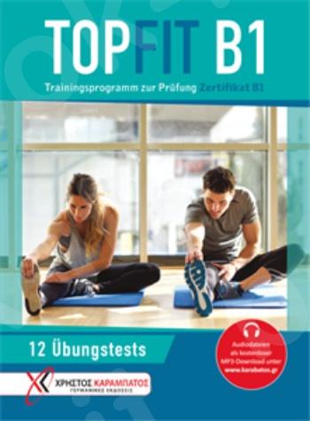TOPFIT B1, Trainingsprogramm zur Prüfung Zertifikat B1