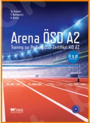 Arena ÖSD A2  - Kursbuch (Βιβλίο μαθητή)
