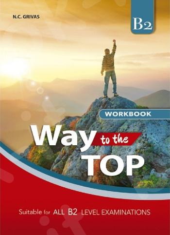 Way to the Top B2 - Workbook & Companion (Βιβλίο Ασκήσεων & Λεξιλόγιο)(Grivas)