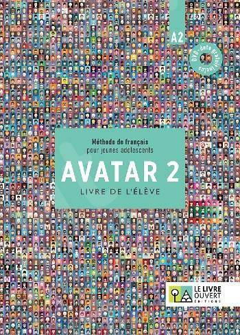 Avatar 2 - Livre de l'élève (+DVD)(Βιβλίο Μαθητή)