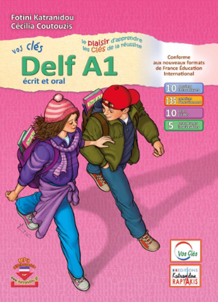 Vos Cles Delf A1 Ecrit & Oral(Μαθητή) 2021 N/E