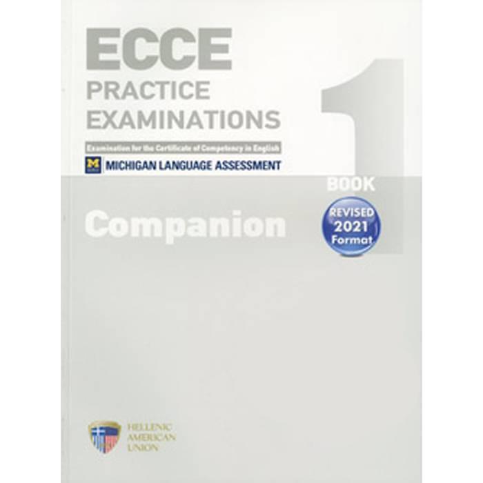 ECCE Book 1, Practice Examinations: Companion (Revised 2021)