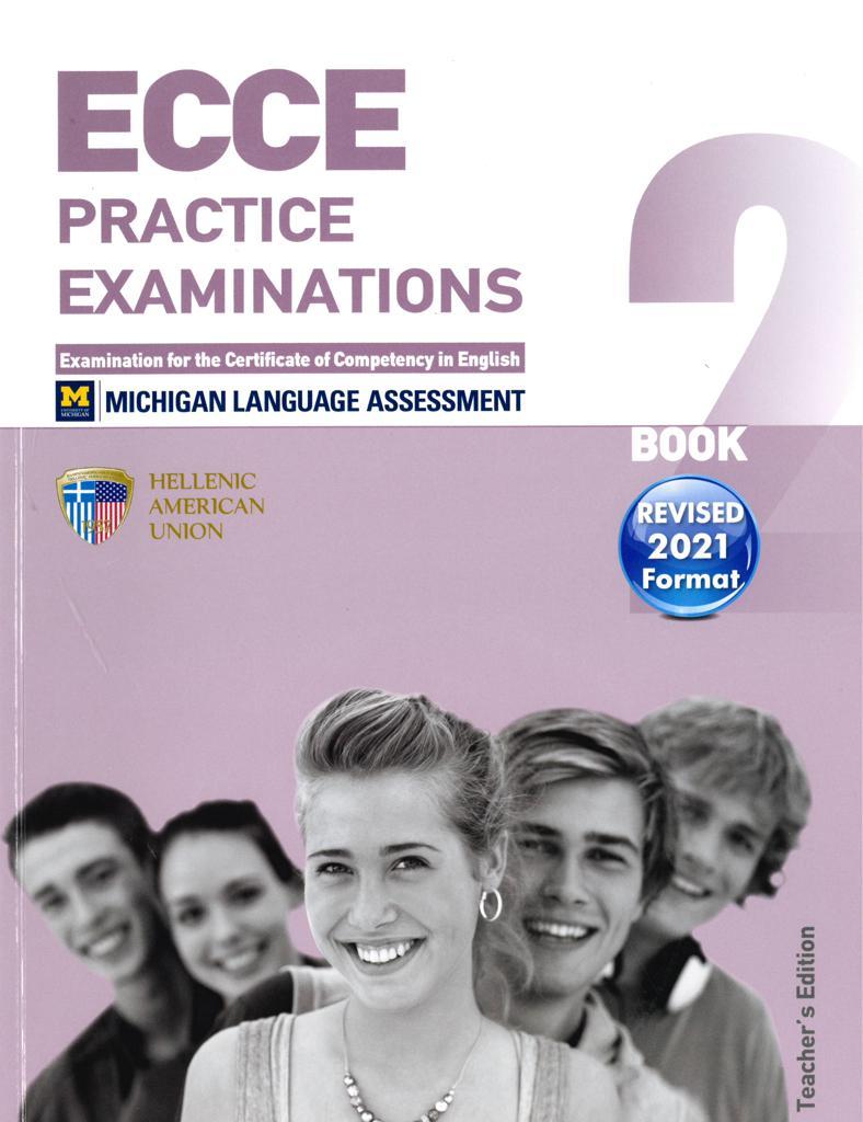 ECCE Book 2, Practice Examinations: Teacher's Book (+ CD (4)