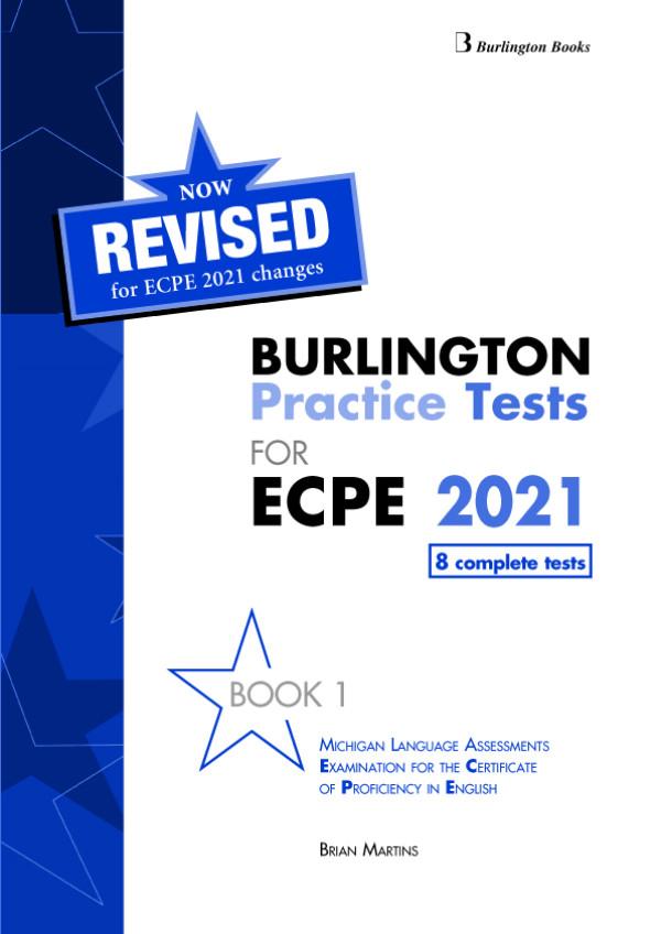 Burlington Practice Tests for Michigan ECPE - Book 1 - Student's Book (Βιβλίο Μαθητή)