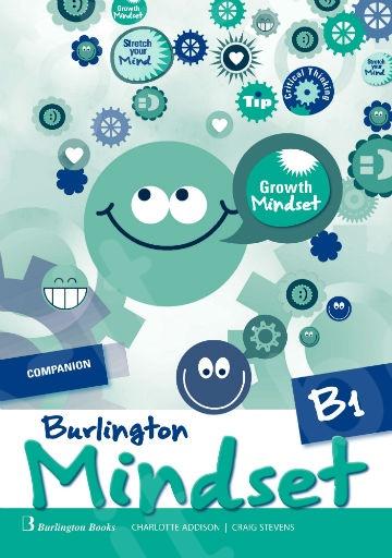 Burlington Mindset B1 - Companion (Μαθητή)