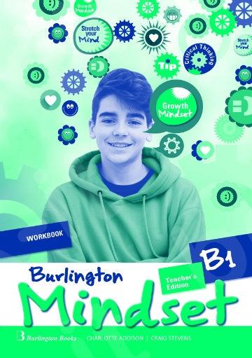 Burlington Mindset B1 - Workbook (Βιβλίο Ασκήσεων Μαθητή)
