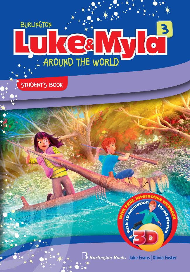 Burlington Luke & Myla 3 - Student's Book